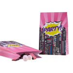 Godispåse - Pink Pop Art -  8-pack