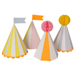 Partyhattar, Circus, 8-pack