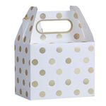 Party boxar - Gold Dots - 5-pack