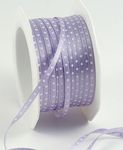 Satinband, prickigt, Lavendel, 3mm