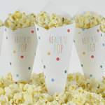 Popcornstrut, Baby Shower, Dots Multi