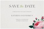 Save-the-date, Garden Dreams