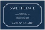 Save-the-date, Navy Moment
