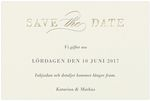 Save-the-date, Delicate Love