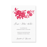 Save-the-date, <br>Lovely Elegance