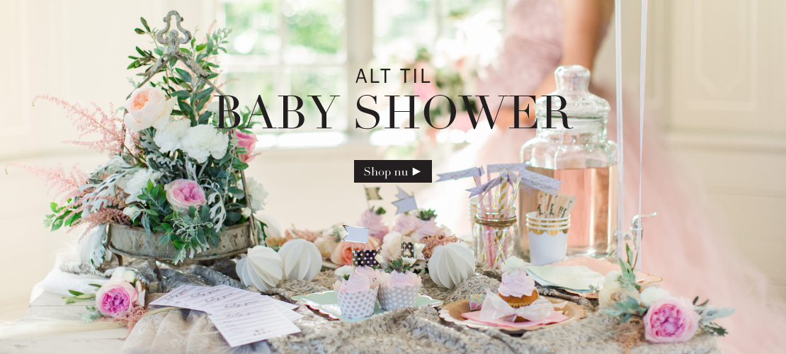 Alt til Baby shower